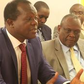 Tuju sends a Warning Against Evicting Ruto From His Karen Home as Alleged by Murathe