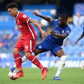 Liverpool Vs Chelsea: Combined XI - Premier League 2020-21