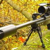 Un Fusil capable d'atteindre une cible a plus de 4 Km