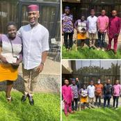 Days After Her Photos Were Shared Online; See How God Has Uplifted This 26 Year Old Disabled Lady