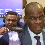 You will not like being politicians again if you make a mistake - Kevin Taylor boldly tells NDC MPs