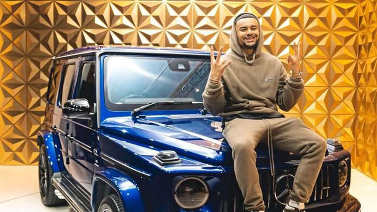 Love Island's Wes Nelson buys £161k Mercedes after becoming millionaire at 21