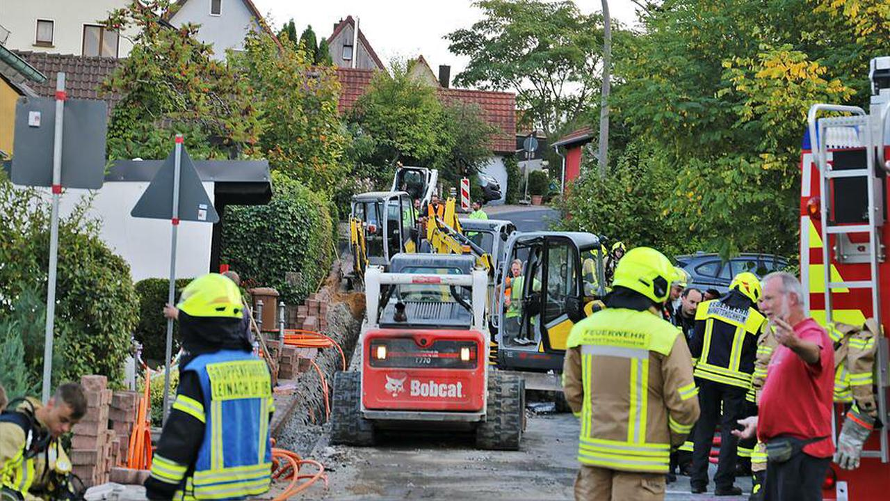 Nach Gas-Alarm: So liefen Evakuierung und Großeinsatz in Margetshöchheim