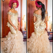 Want To Look Like A Princess This New Week? See Some Befitting Styles You Need To Sew