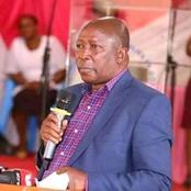 Maina Kamanda Claims Speaker Justin Muturi's Coronation is a Plan By DP Ruto To Fight Uhuru in Mt Kenya