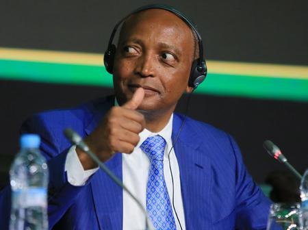 TV Rights Are on Top of Motsepe's List as CAF President