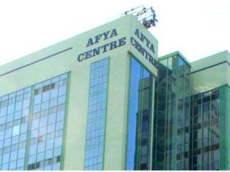 Opinion: Who Owns the Famous Afya Centre Building In Nairobi?