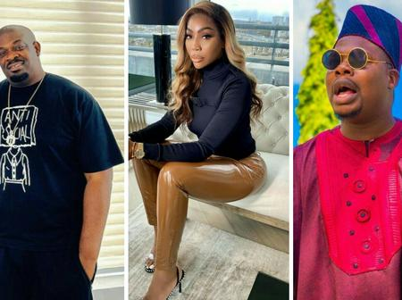 Beautiful Pictures of Kika, The Lady Don Jazzy Shared Her Video That Got Mr Macaroni Talking