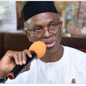 Reactions As Governor El-Rufai Declared That He Was Not Elected To Pay Salaries