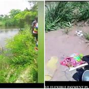 Cursed By Ex-Girlfriend, 31-Year Old K2 Drowns Himself In River Over Swollen Leg