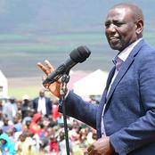 Deputy President William Ruto And Raila's Political Available Dimensions As 2022 Nears