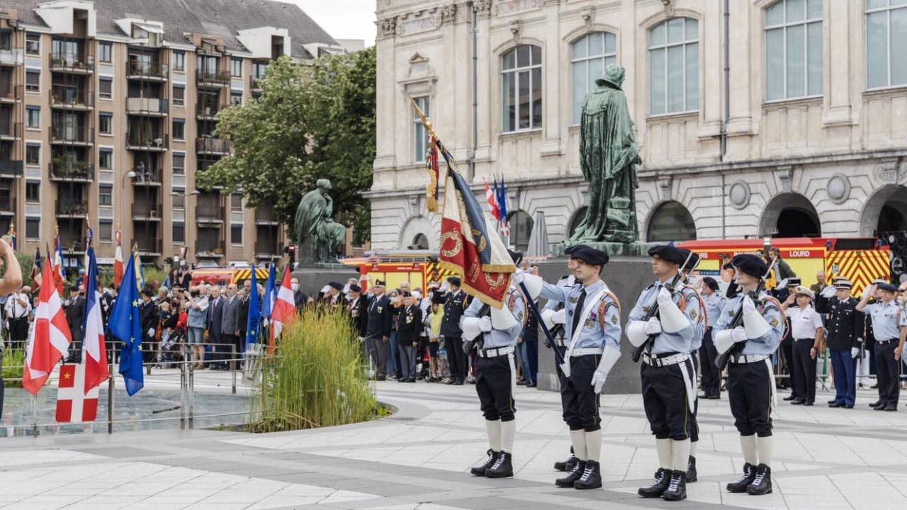 Savoie Chambéry : cérémonie de prise de commandement et défilé des chasseurs alpins ce vendredi