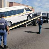 A Limpopo Taxi owner Arrested after drive by shooting kills one!!