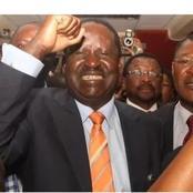 Raila To Be 2022 ODM Flag Bare- Opinion