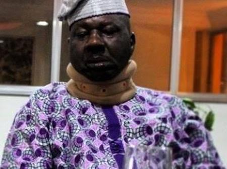 2 Years After Baba Suwe Suffered From Chronic Diabetes, See His Recent Photos
