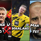 Opinion: Haaland Should Snub Man United For Man City If He Intends To Come To The Premier League