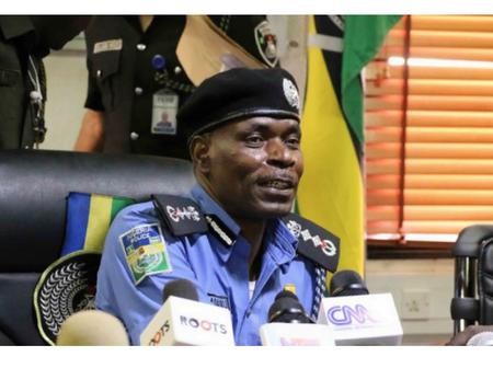Hours after Police IG Adamu Ordered The Crushing of IPOB and ESN, see What Buhari Has Done to Him