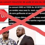 Musique : une folle rumeur crée la peur autour du concert de Yodé et Siro le 10 octobre
