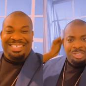See How Nigerians Reacts After Don Jazzy Said His Now A Pastor In A Video