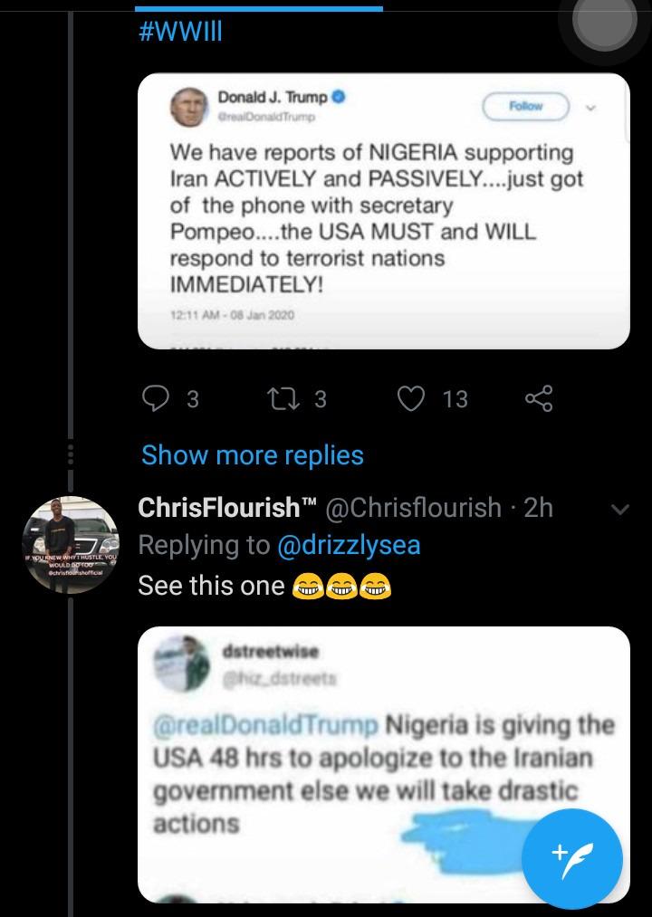 WW111: America Plans to Attack Nigeria