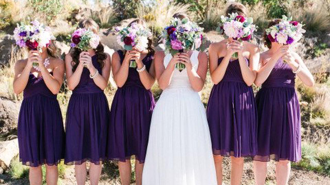 Woman drops out of bridal party after being asked to drop from size 12 to size 8