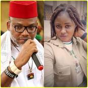 Remember the NYSC Lady who died in police Custody, See what Nnamdi Kanu Revealed about her Death