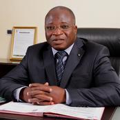 Le DG de l'ANADER Dr Sidiki Cissé, primé au cours du Prix de l'OAPBG
