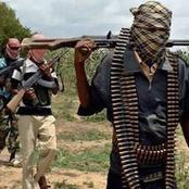 See where the bandits are keeping the over 300 abducted school girls