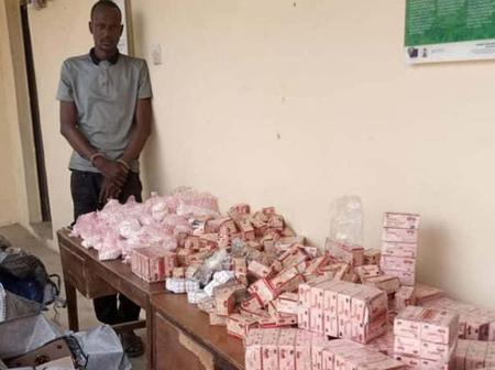 Boko Haram drug supplier captured by NDLEA