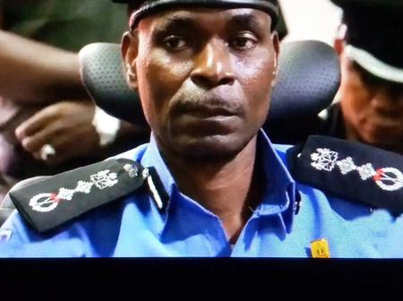 Nigeria IGP declares he is in control of the police force