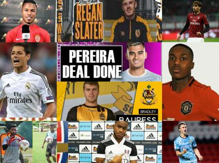 Done Deals: 100% Completed Transfer Done Deals For Today, Check Out Whom You Team Have Signed