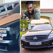 Properties And Expensive Luxurious Cars And Mansions Owned By Emmanuel Adebayor