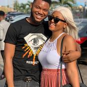 10 Photos Of Regina Daniels Having Fun With Top Nollywood Actors.