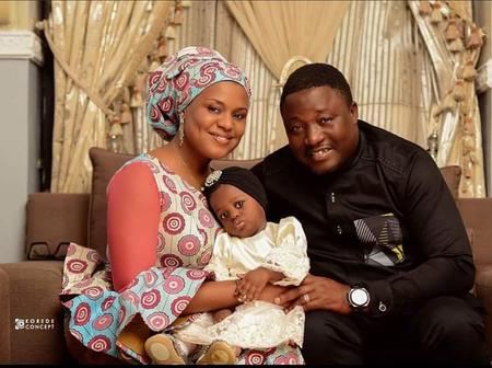 See Fati Ladan with her family (Photos)