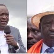 How Uhuru Will Betray Raila In Favour of Ruto in 2022 (Opinion)