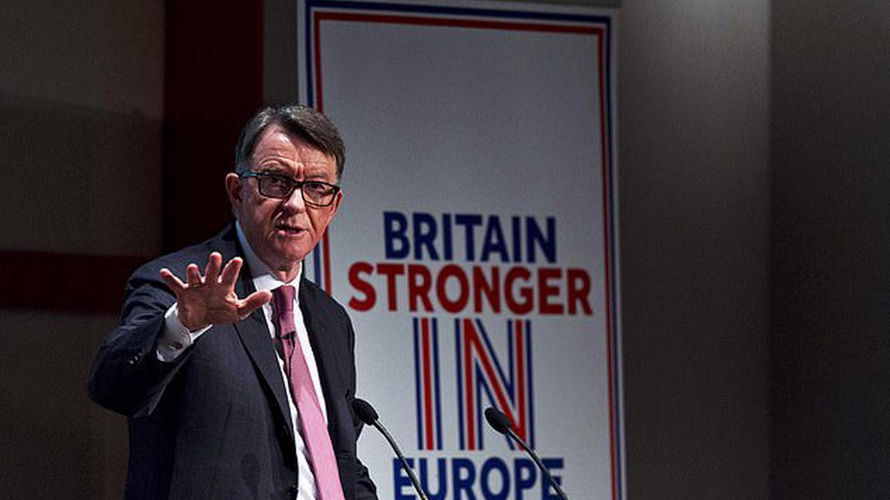 New Labour architect Lord Mandelson says he would 'love' to work in Keir Starmer government and reveals Tony Blair is offering the party leader advice