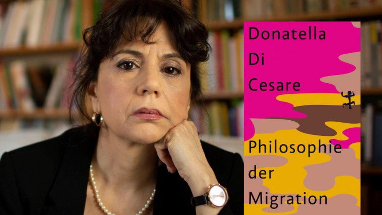 Menschenrecht auf MigrationPhilosophin Donatella Di Cesare: Alle sind zu Gast auf der Welt