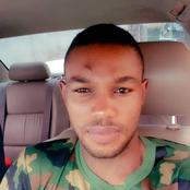 """Honourably discharged from the Army""—Nigerian man says as he quits Military service after 12 years"