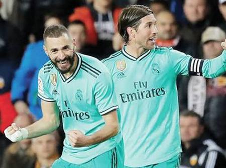 Sad News For Madrid Fans As Star Misses Out Of UCL Game & Could Miss El-Classico Too Due To Injury