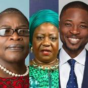 After Omojuwa Revealed That Buhari Was Expected To Appoint Ezekwesili  As Minister, Lauretta Reacts
