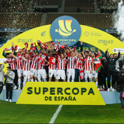 Athletic Bilbao Win The 3rd Spanish Super Cup After Beating Barcelona