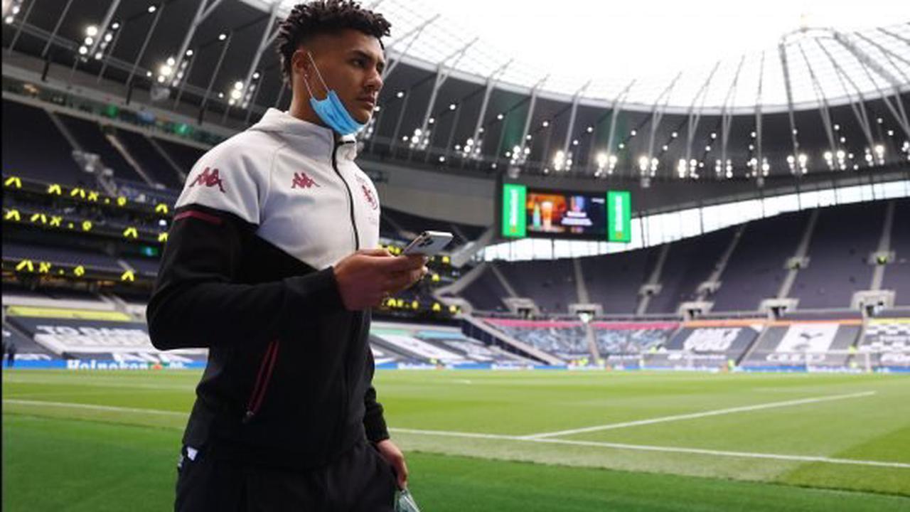Spurs interested in Aston Villa striker Ollie Watkins