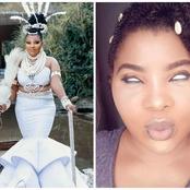 I'm Not A Regular Human Like You - Female Spiritualist Shares Photos Of Her Spiritual Look