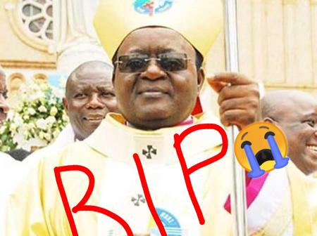 RIP: The Archbishop Who Died Yesterday, See What Led To His Death