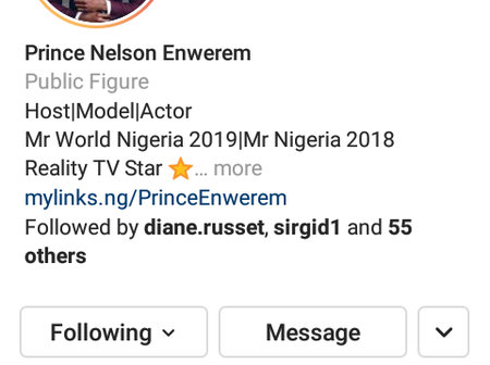 Checkout the list of Season5 BBnaija Ex Housemates With The Lowest Followers On Instagram