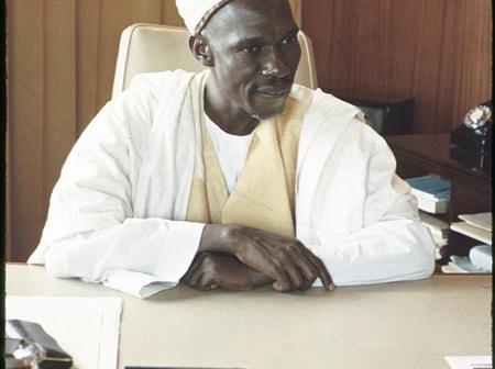 Meet The prominent Nigeria Leader