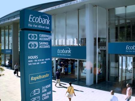 Finance : Ecobank Côte d'Ivoire