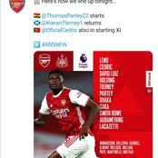 Confirmed Arsenal Lineup VS Newcastle As Forgotten Man Gets A Rare Start