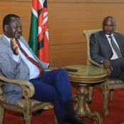 """Relax!"" DP Ruto's Diehard Delivers a Strong Late Night Message to ODM's Mbadi"