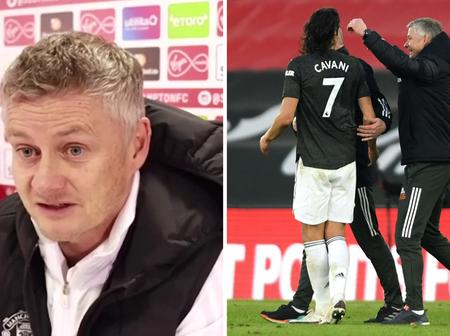 Blow to Manchester United Despite Saints Win as Cavani Heroics May as Well Land Him in 8 Games Ban